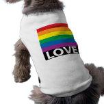 Rainbow Love, Pride, LGBT, Celebrate Love T-Shirt