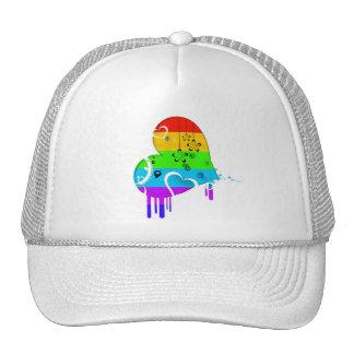 Rainbow Love Trucker Hat