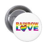 RAINBOW-LOVE.With-Hearteps Pins
