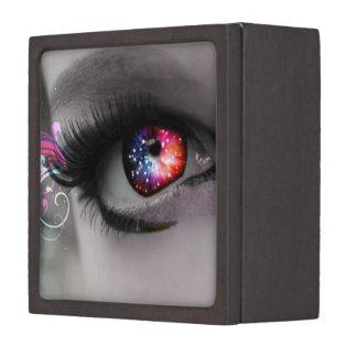 Rainbow magical eye gift box
