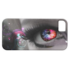 Rainbow magical eye iPhone 5 covers