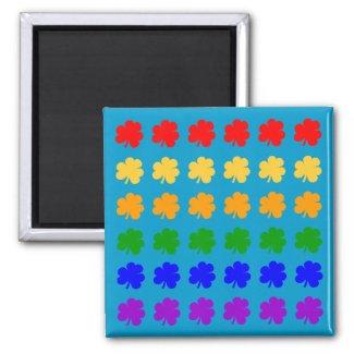 Rainbow Magnet magnet