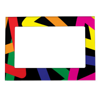 Rainbow Magnetic Photo Frame