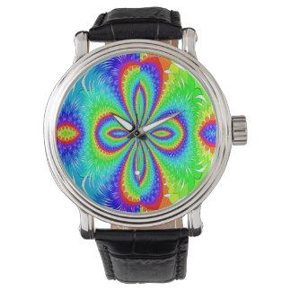 Rainbow Mandelbrot Watch