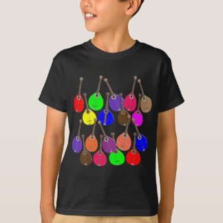 rainbow mandolin T-Shirt