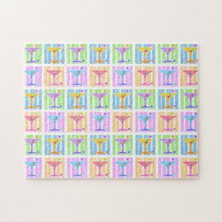 Rainbow Martinis Puzzle