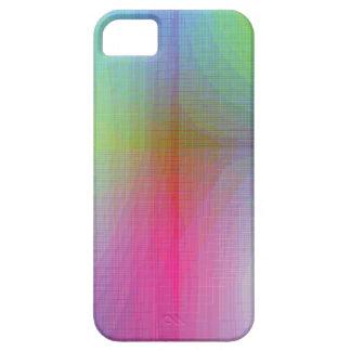 Rainbow Matrix #2 iPhone SE/5/5s Case