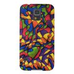 Rainbow Maze Galaxy S5 Covers