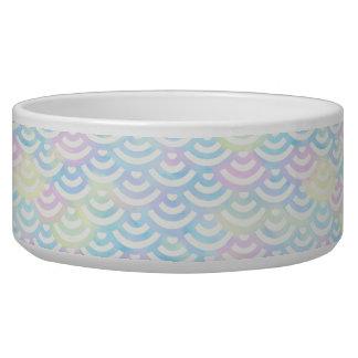 Rainbow Mermaid Pastel Bowl