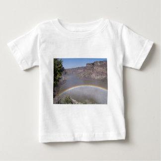 Rainbow Mist Baby T-Shirt