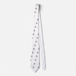 Rainbow Mohawk Neck Tie