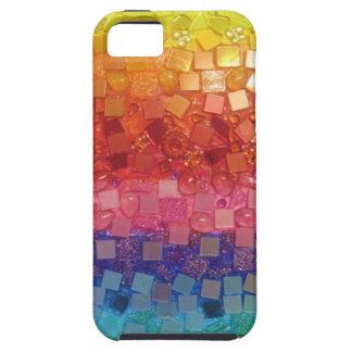Rainbow Mosaic Pattern Phone Case