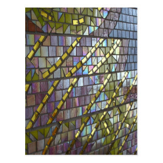 Rainbow Mosaic Post Cards