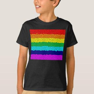 Rainbow Mosaic T-Shirt