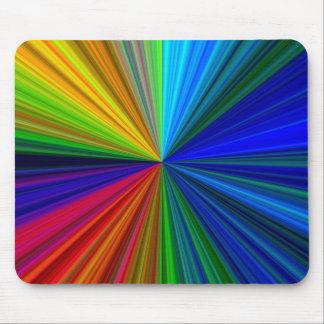 Rainbow Mousemat