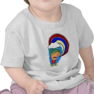 Rainbow Mouth Shirt