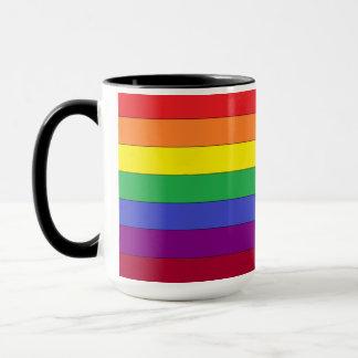 Rainbow Mug Coffee Cup