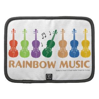 rainbow music organizer