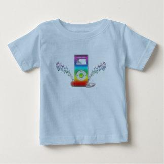 Rainbow Music Tee Shirt