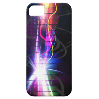 Rainbow Musical Wave Form iPhone 5 Covers