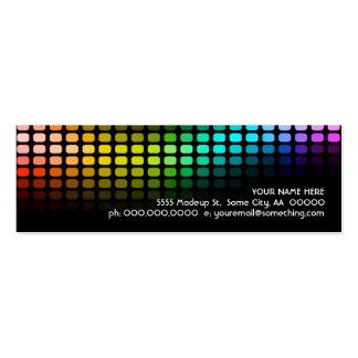 rainbow musicmeterz. business card