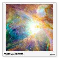 Rainbow Nebula Wall Sticker