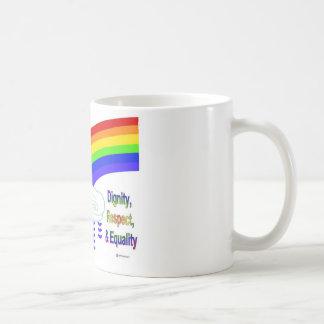 Rainbow Nurses Coffee Mug
