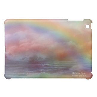 Rainbow Ocean Art Case for iPad Cover For The iPad Mini