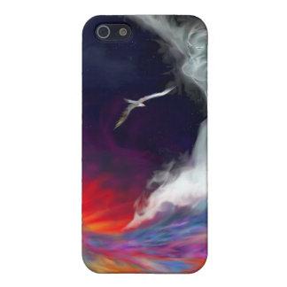 Rainbow Ocean iPhone SE/5/5s Cover