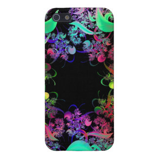 Rainbow of Colors Fractal Art iPhone 5 Cases