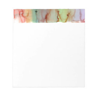 Rainbow of Colors Note Pad