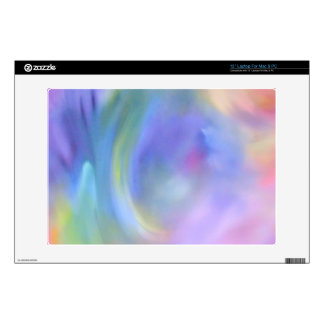 Rainbow of Colors Decals For Laptops