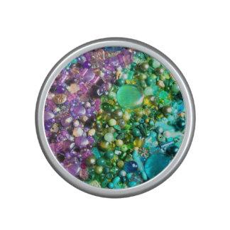 Rainbow of Craft Beads Speaker