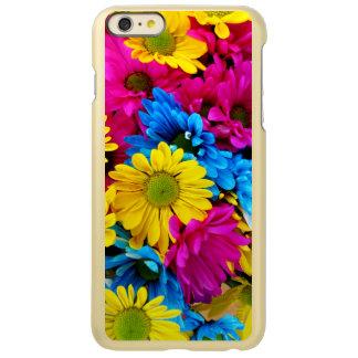 Rainbow of Daisies Incipio Feather® Shine iPhone 6 Plus Case