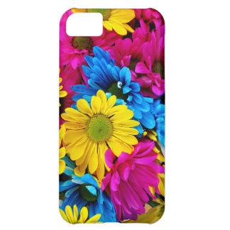 Rainbow of Daisies iPhone 5C Case