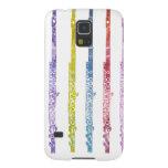 Rainbow of Flutes Galaxy Nexus Cover