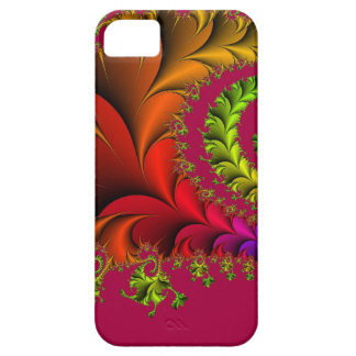 Rainbow of Fractal Art iPhone 5 Cover