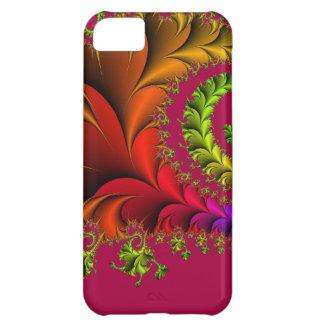Rainbow of Fractal Art iPhone 5C Case