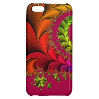 Rainbow of Fractal Art iPhone 5C Cover