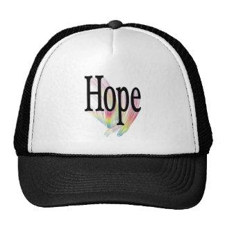 Rainbow of Hope Trucker Hat
