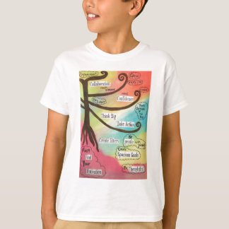 Rainbow of Inspiration T-Shirt
