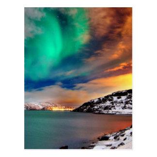 Rainbow Of Lights Postcard