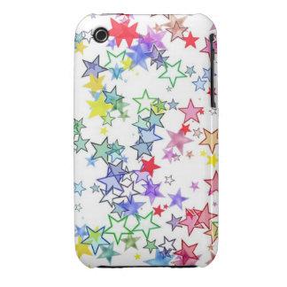 Rainbow of Stars iPhone 3 Cover