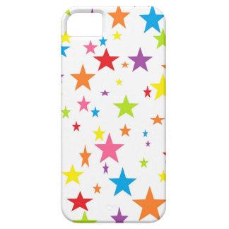 Rainbow of Stars iPhone Case