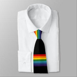 Rainbow Of Stripes Tie