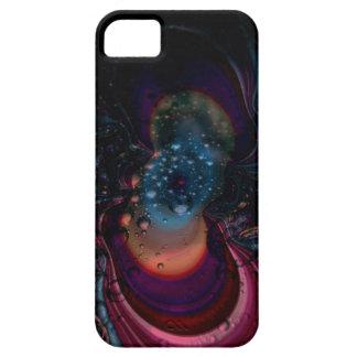 Rainbow Oil Bubbles iPhone SE/5/5s Case