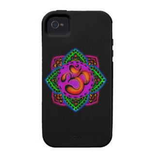 rainbow om mantra case for the iPhone 4