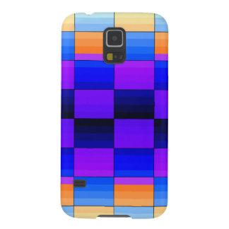 Rainbow Optical Illusion Spectrum Color Chessboard Samsung Galaxy Nexus Cases
