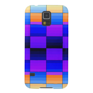Rainbow Optical Illusion Spectrum Color Chessboard Samsung Galaxy Nexus Cover