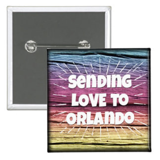 Rainbow Orlando Love Button